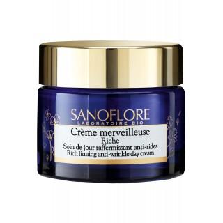 Sanoflore Soin de jour anti-rides Crème Merveilleuse Bio - 50ml