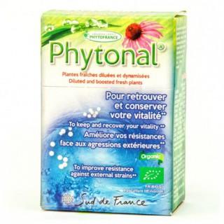 Phytonal résistance et vitalité 36 doses