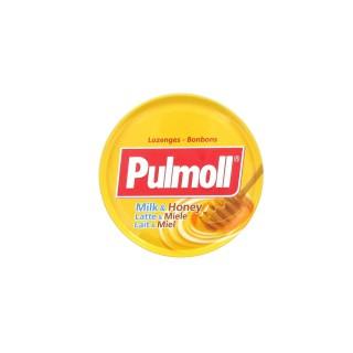 Pulmoll bonbons lait et miel 75 g