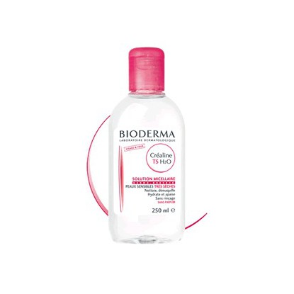 Bioderma Crealine H2O TS solution micellaire 250ml