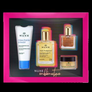 Nuxe coffret emblématique 4 produits