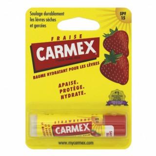 Carmex baume hydratant lèvres à la fraise 4.25 g