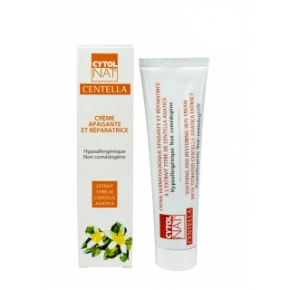 CytolNat Crème réparatrice et apaisante Centella - 50ml