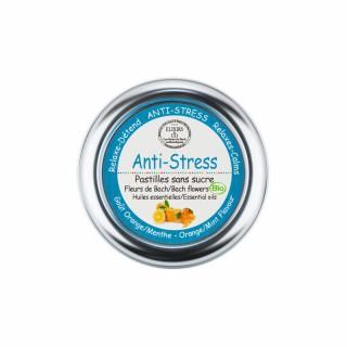 Elixirs & Co - Pastilles sans sucre anti-stress Bio - 45g