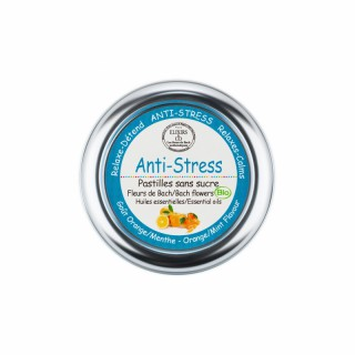 Elixirs & Co - Pastilles anti-stress Bio - 45g