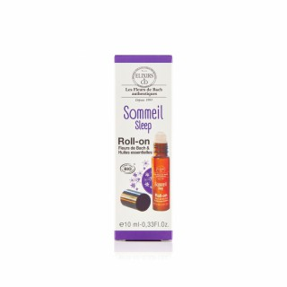 Elixirs & Co - Roll-on sommeil Bio - 10ml