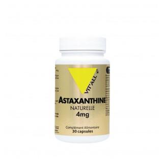 Vit'all + astaxanthine naturelle 4mg - 30 capsules