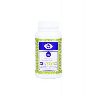 Source claire oeildelynx confort visuel 100 gélules