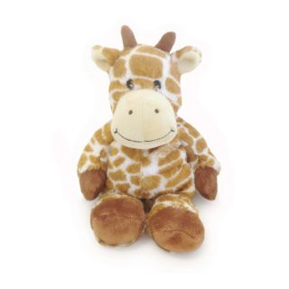 Soframar bouillotte peluche Girafe parfum lavande