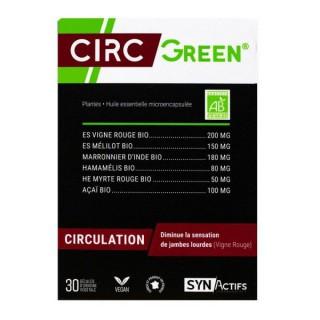 Synactifs CircActifs - 30 gélules