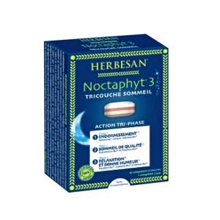 Herbesan Noctaphyt 3 Sommeil - 15 comprimés