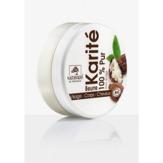 Naturado beurre de karité 100 % pur bio 135 g