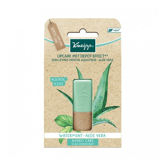 Kneipp soin lèvres menthe aquatique 4.7 g