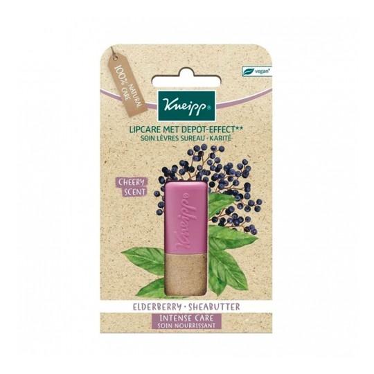 Kneipp soin des lèvres sureau karité fruits rouges 4.7 g
