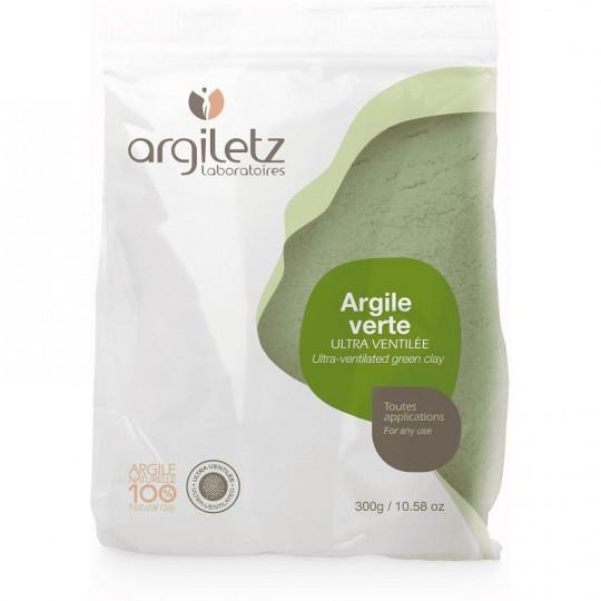 Argiletz Argile verte ultra-ventilée - 300g