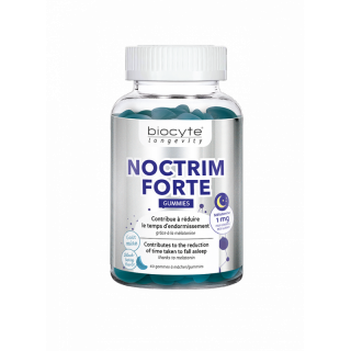 Biocyte Noctrim Forte - 60 gummies