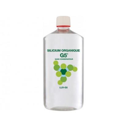 Alma bio silicium G5 sans conservateur 1L