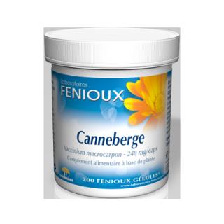 Fenioux canneberge/cramberry 200 capsules