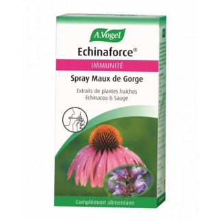 A.Vogel Echinaforce Forte Immunité spray maux de gorge - 30ml