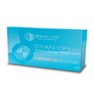 Phyco-Biotech Cyan'Ophy - 30 gélules