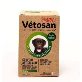 Vetosan Confort articulaire chien - 60 comprimés