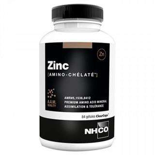 NHCO Zinc Amino-Chélaté - 84 gélules