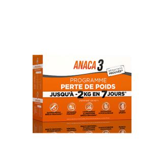 Anaca3 Programme perte de poids - 2 kg en une semaine