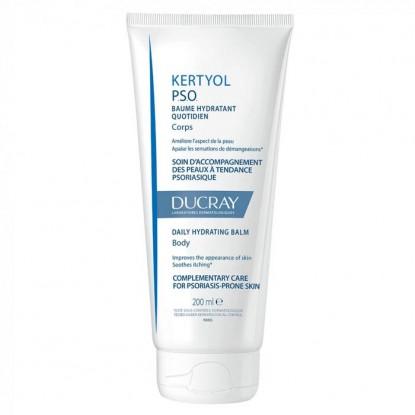 Ducray Kertyol PSO Baume hydratant quotidien - 200 ml