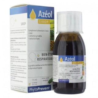 Pileje Azeol Sirop - 75ml
