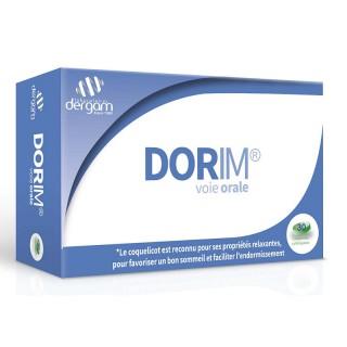 Dergam Dorim - 30 comprimés