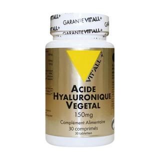 Vitall+ Acide Hyaluronique végétal 150 mg - 30 comprimés