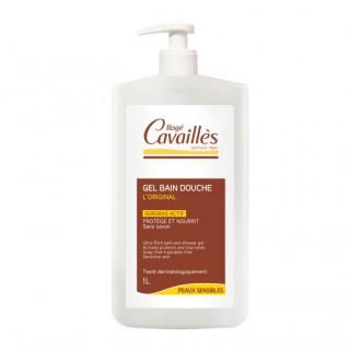 Rogé cavallès gel bain douche peaux sensibles 1L