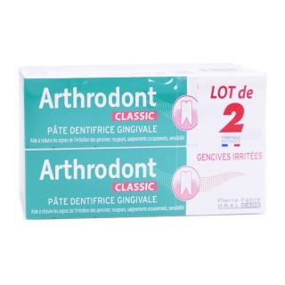 Arthrodont classic lot de 2 x 75 ml