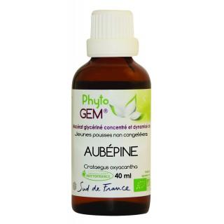 Phyto'gem Bourgeons d'Aubépine Bio - 40ml