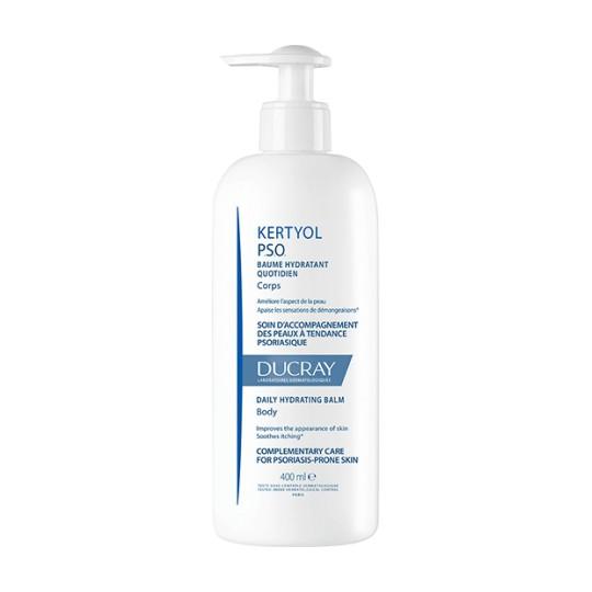 Ducray Kertyol PSO Baume hydratant quotidien - 400 ml