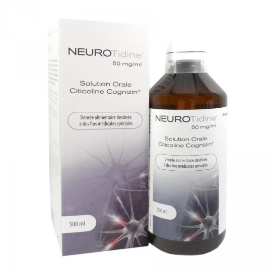 Densmore neurotidine 50mg/ml 500ml