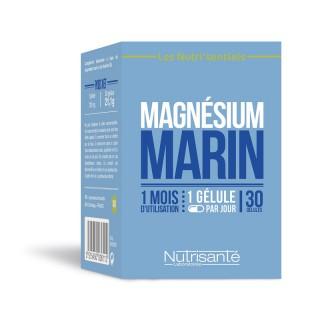 Nutrisanté Les Nutri'Sentiels Magnésium marin - 30 gélules