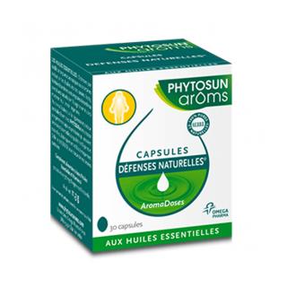 Forme Capsules Défenses Naturelles Boite 30 Capsules