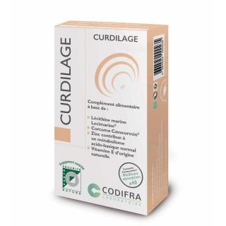 Codifra Curdilage protection cellulaire - 30 gélules