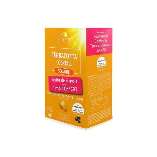 Biocyte Terracotta cocktail solaire - 3 X 30 comprimés