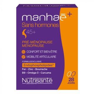 Nutrisanté Manhaé + sans hormones - 56 capsules