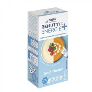 Nestlé Renutryl Energie+ enrichisseur neutre - 7 x 11,1g