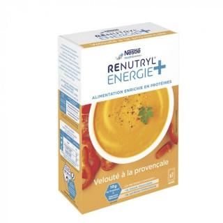 Nestlé Renutryl Energie+ velouté Provençal - 7 sachets