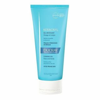 Ducray Keracnyl Acne prone skin Gel 200ml