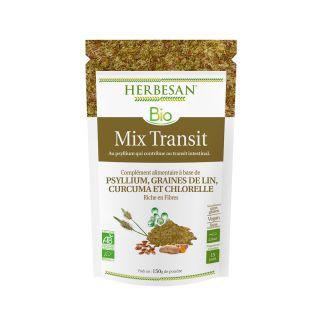 Herbesan Mix transit bio poudre - 150 g