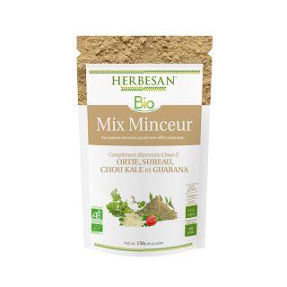 Herbesan Mix minceur bio - poudre sachet de 150g