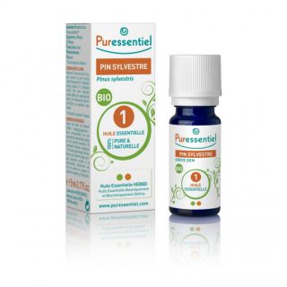 Puressentiel Pine Essential Oil 5ml