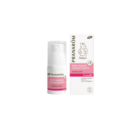 pranabébé Digestive Comfort Massage Oil 15ml