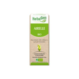 HerbalGem Macérat de bourgeons airelle bio - 30 ml