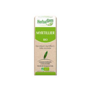 HerbalGem Bio Bilberry 30 ml